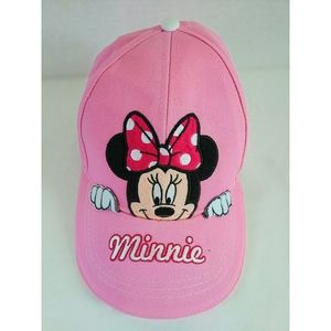 🐪5/$25🐪 Disney Minnie Mouse Pink Hat